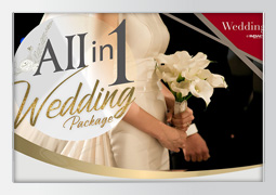 All in One Wedding Package