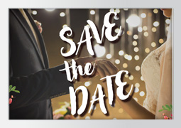 SAVE the DATE Wedding Package
