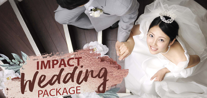 IMPACT Wedding Package